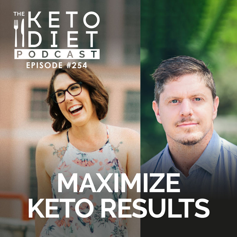#254 Maximize Keto Results: Burn Fat, Build Muscle & Optimize Health with Matt Gallant