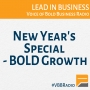 Artwork for Program 194 - New Year's Special - BOLD Growth