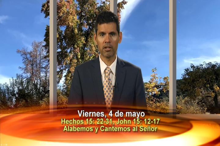 Artwork for Dios te Habla con Jose Luis Elias;  Tema el hoy: Alabemos y cantemos al Señor. Aleluya.