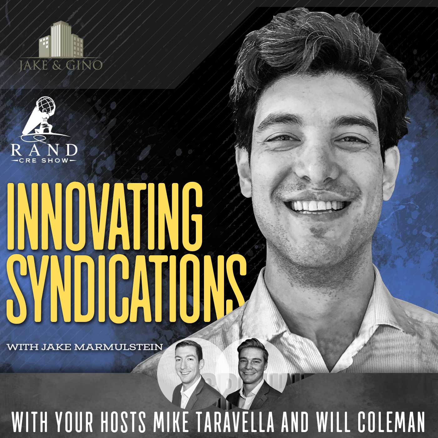 RCRE - Innovating Syndications with Jake Marmulstein