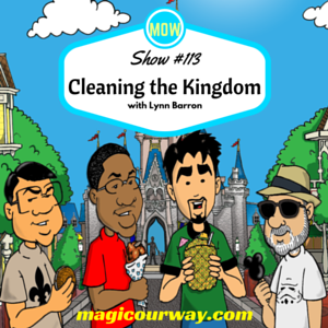 Cleaning the Kingdom with Lynn Barron - MOW #113