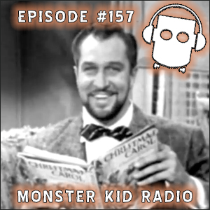Monster Kid Radio - 12/9/14 - Catching up with Larry Underwood catching up on Vincent Price