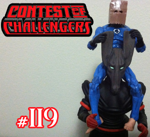 Contest of Challengers 119: Boots On The Ground
