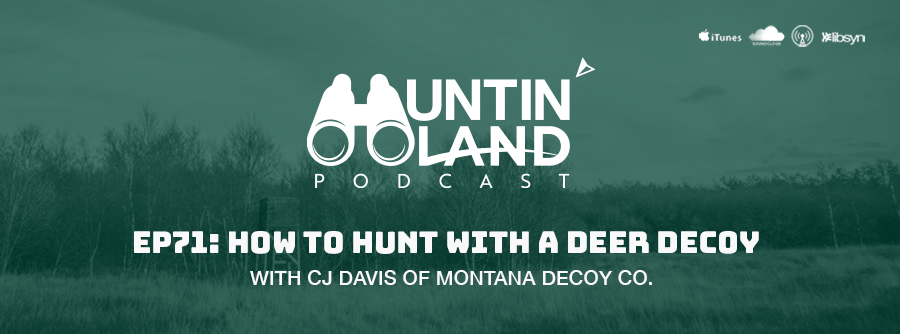 How to Hunt With a Deer Decoy | Huntin Land Podcast