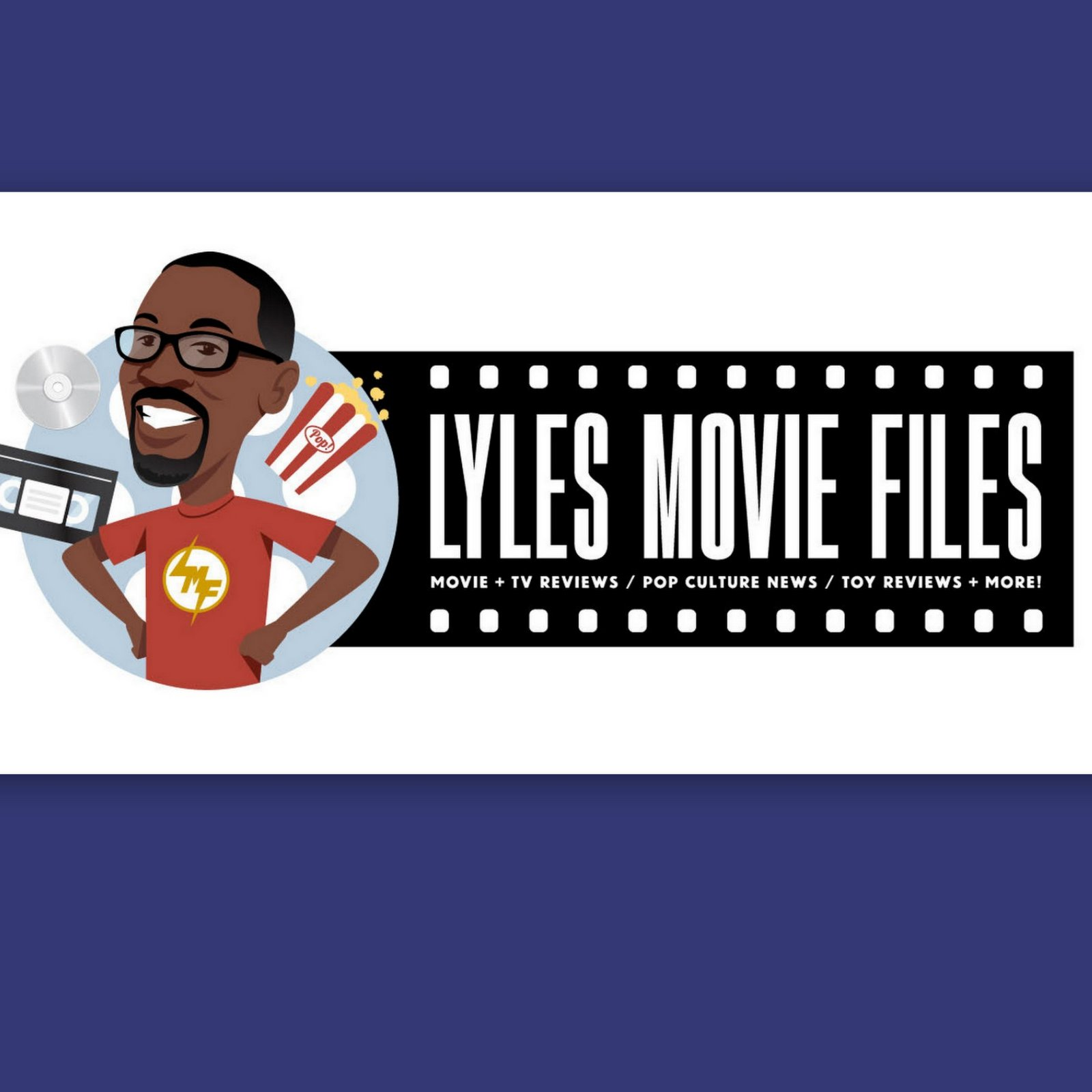 Lyles Movie Files show art