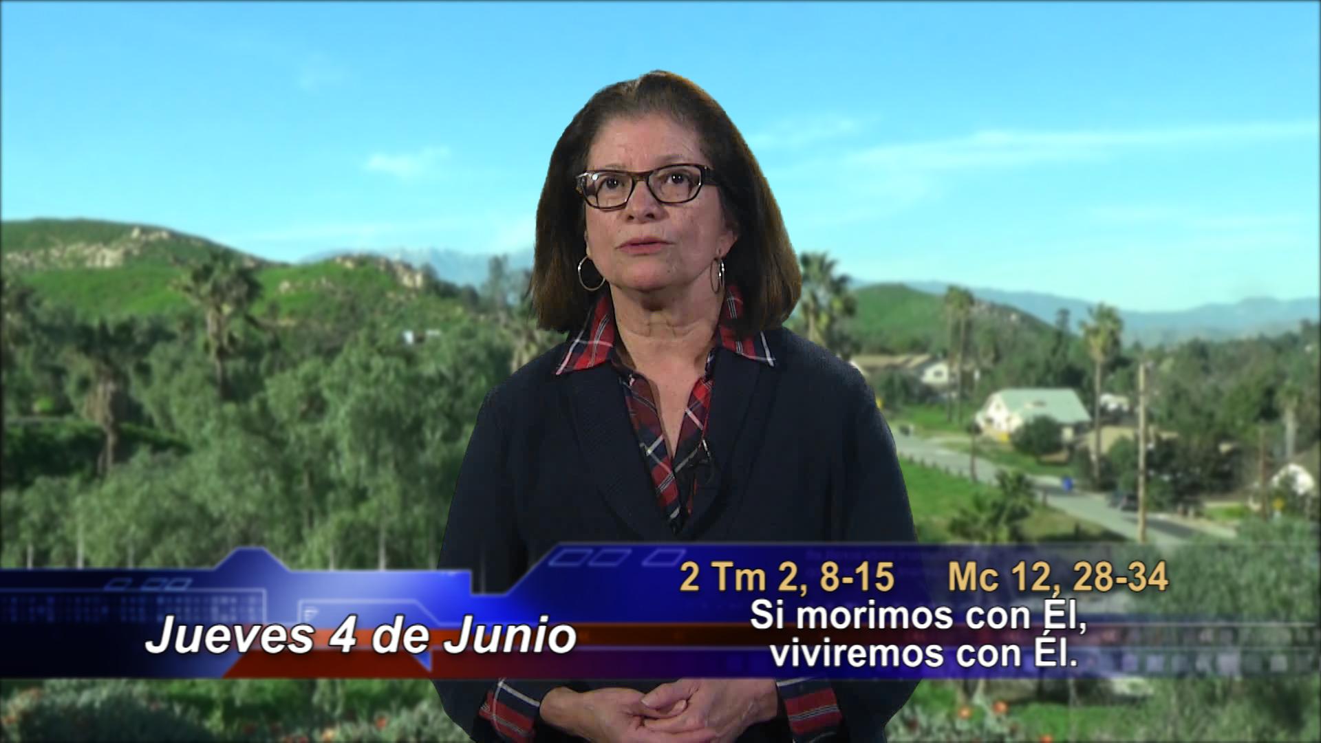 Artwork for Dios te Habla con Maria Eva Hernandez; Tema de hoy:   Si morimos con Él, viviremos con Él.