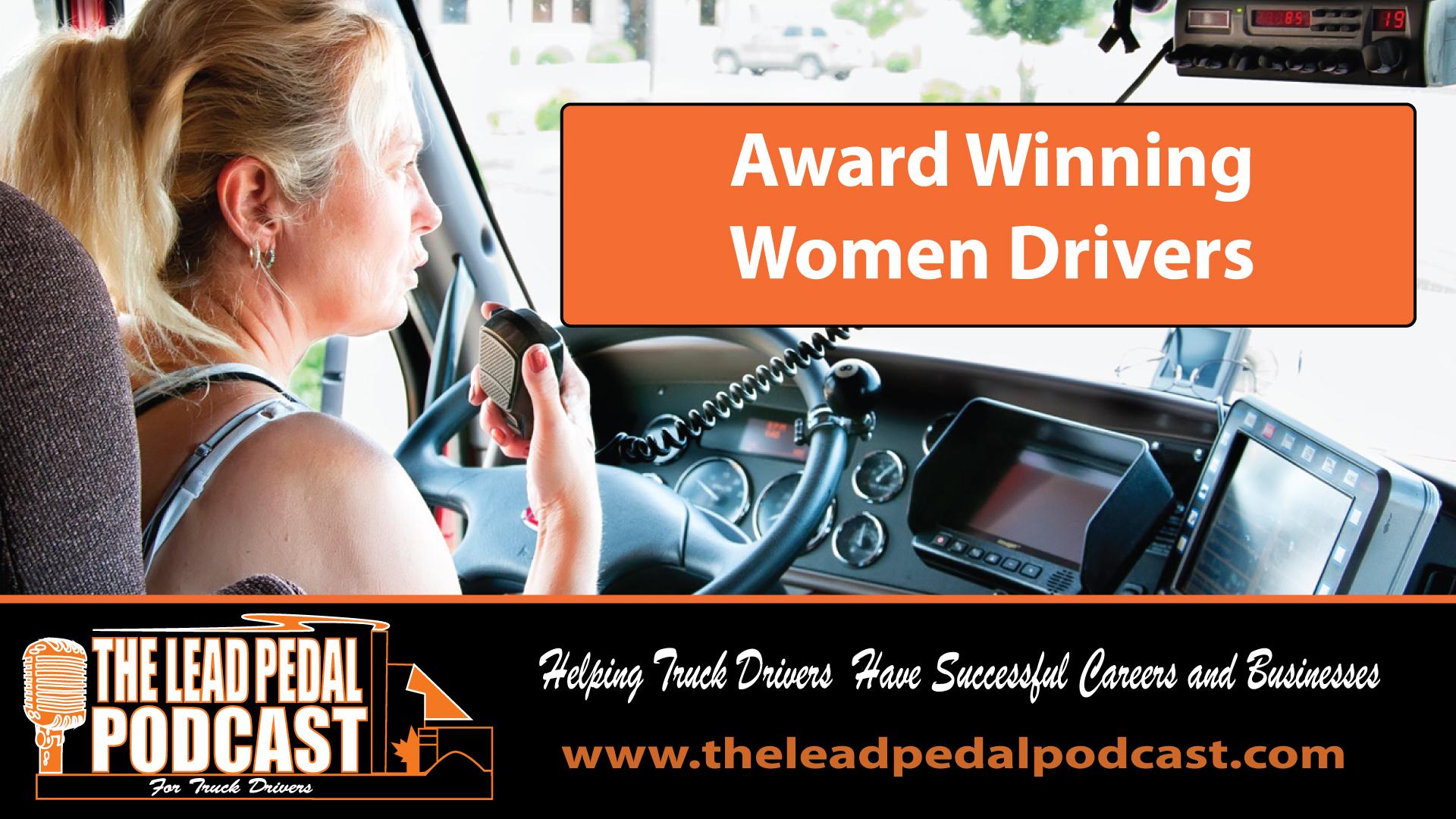 LP634 Award Winning Women Drivers 2021