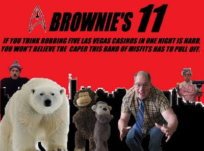 "Brown Monkey!  ""Brownie's 11"""