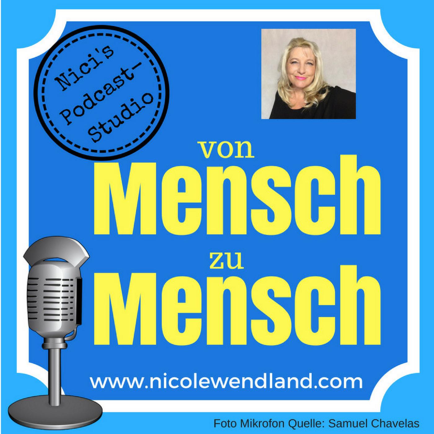 Artwork for #000 Ich bin Ich: Nicole Wendland stellt sich als Podcastinhaberin vor