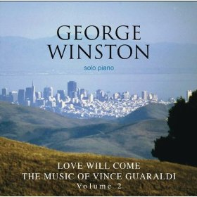 Tunes for Valentine's Day - George Winston does Vince Guaraldi