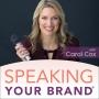 Artwork for 121: Designing Your Website So It Speaks Your Brand with Melanie (Mel) Richards