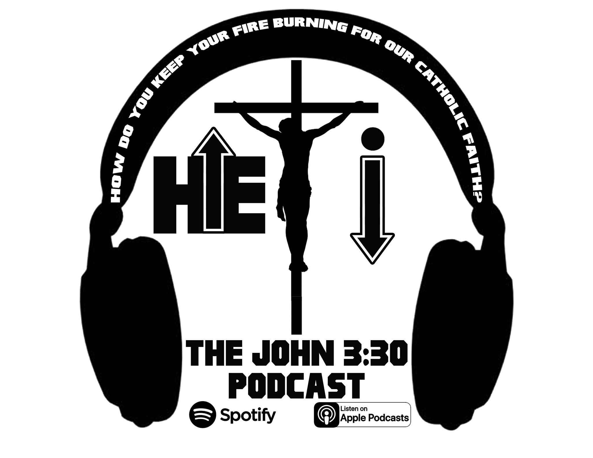 The John 3:30 Podcast show art