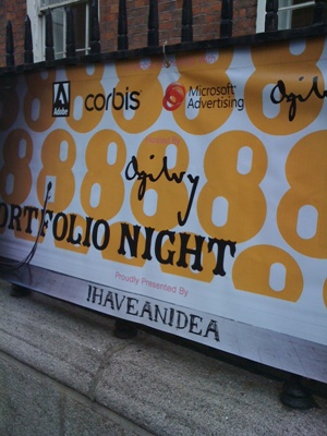 Podcast 127: Portfolio Night 2010 Dublin Ogilvy
