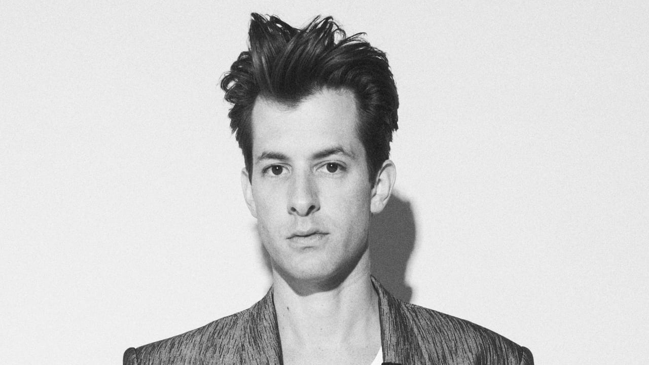 Mark Ronson Ten Words