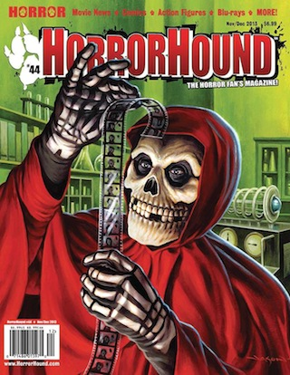 HorrorHound Issue #44 The Unlucky 13