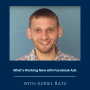 Artwork for Ep 123: What's Working Now with Facebook Ads with Azriel Ratz
