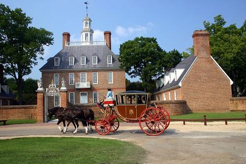 Ep. 266 - Colonial Williamsburg