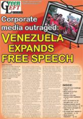 Latin Radical with Greenleft weekly - Venezuela's media crisis