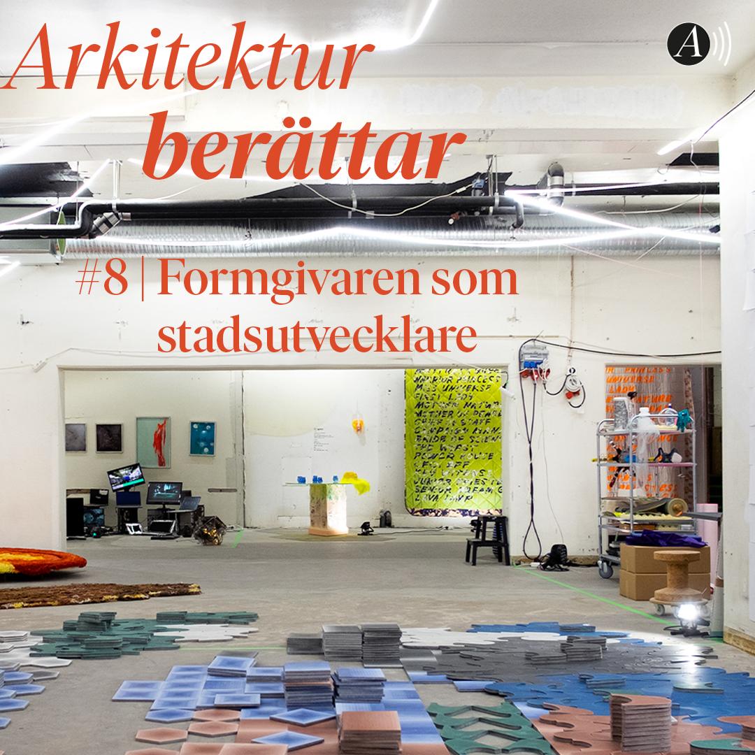 #8 Formgivaren som stadsutvecklare