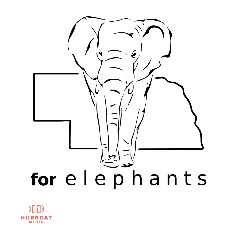 For Elephants Show show art