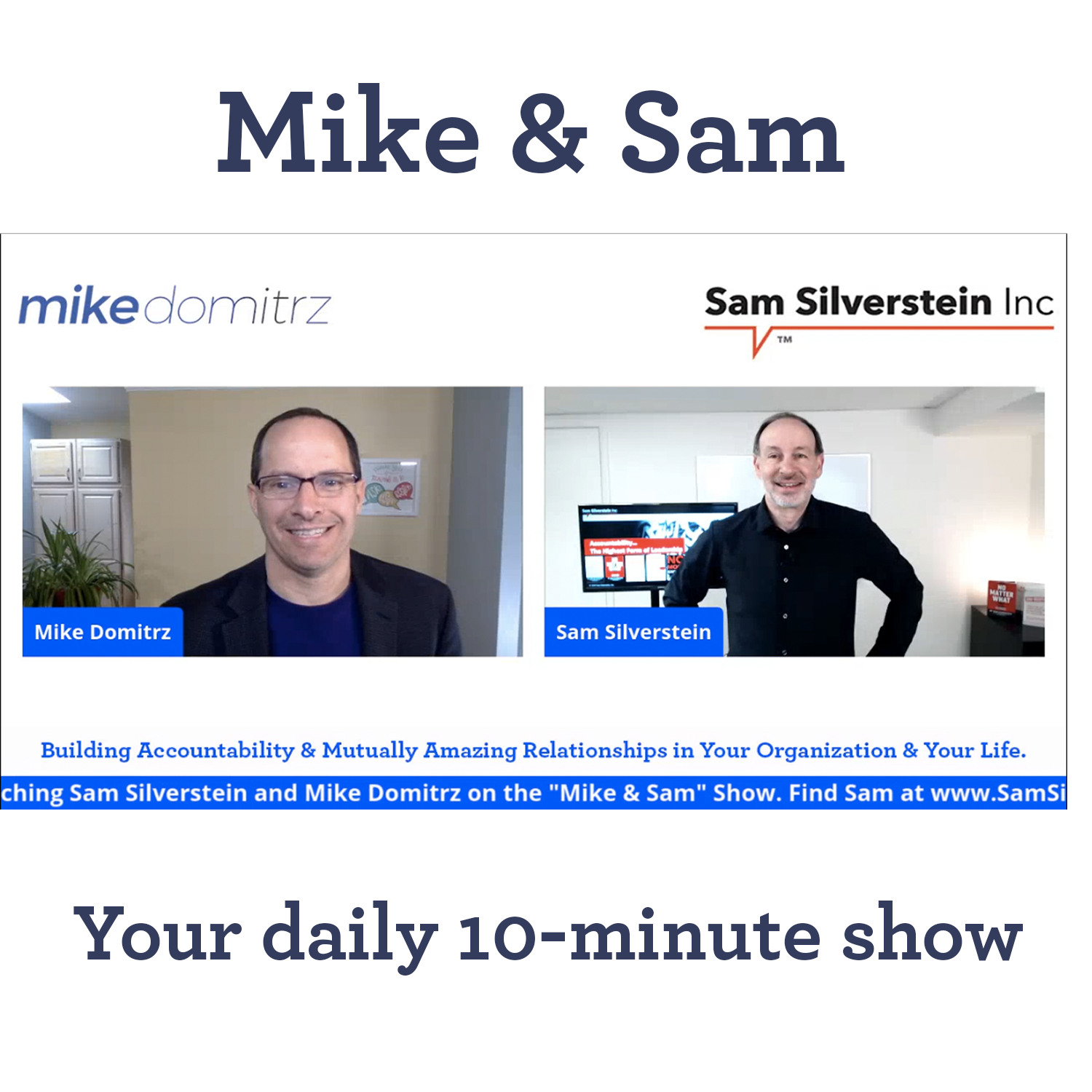 Mike and Sam show art