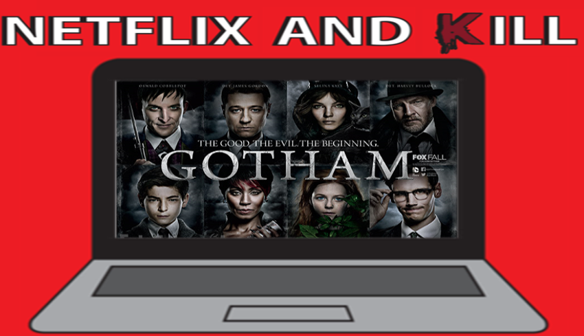 Artwork for Netflix and Kill - Gotham S01