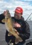 Artwork for Keith Kavajecz Legendary Walleye Professional, Hunt Fish Journal 69
