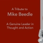 Artwork for Tribute to Mike Beedle, Agile Manifesto Signer