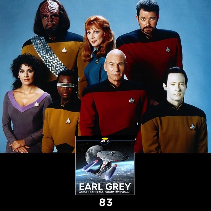 Earl Grey 83: Zordon Picard