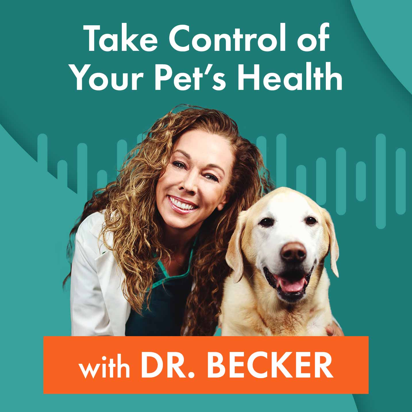 Take Control of Your Pet's Health with Dr. Becker show art
