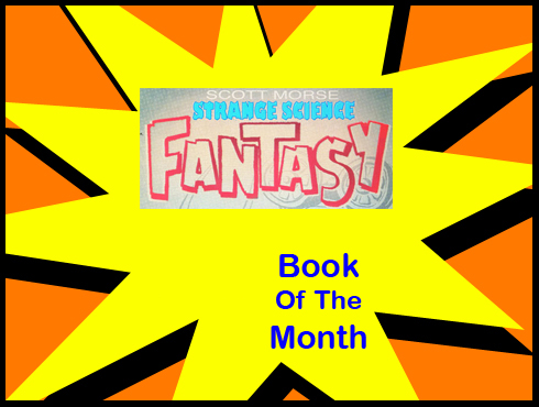 Cammy's Comic Corner - Book Of The Month - Strange Science Fantasy