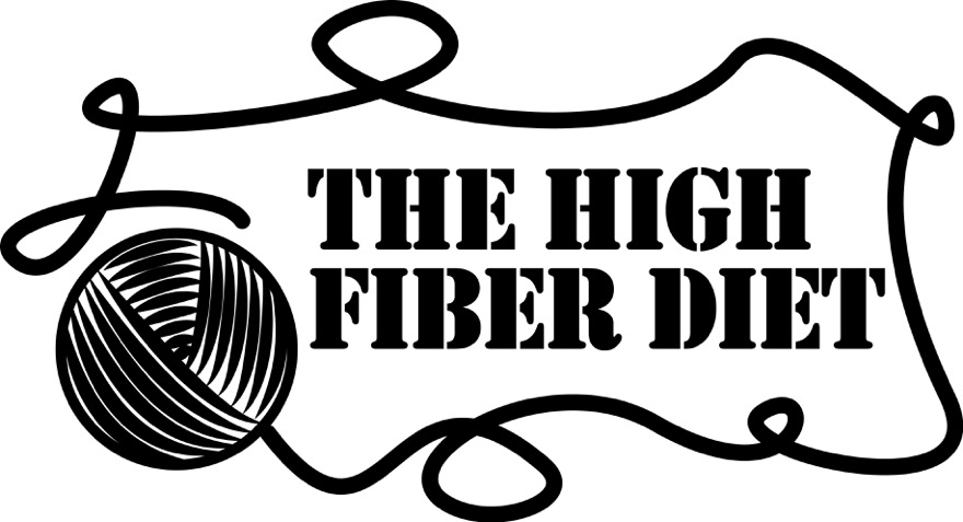 The High Fiber Diet Podcast logo