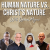 Human Nature vs Christ's Nature show art