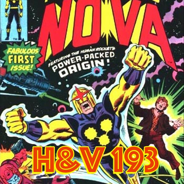 193: Nova (Richard Rider)