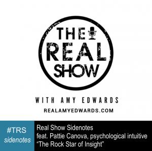 Real Show Sidenotes: Pattie Canova