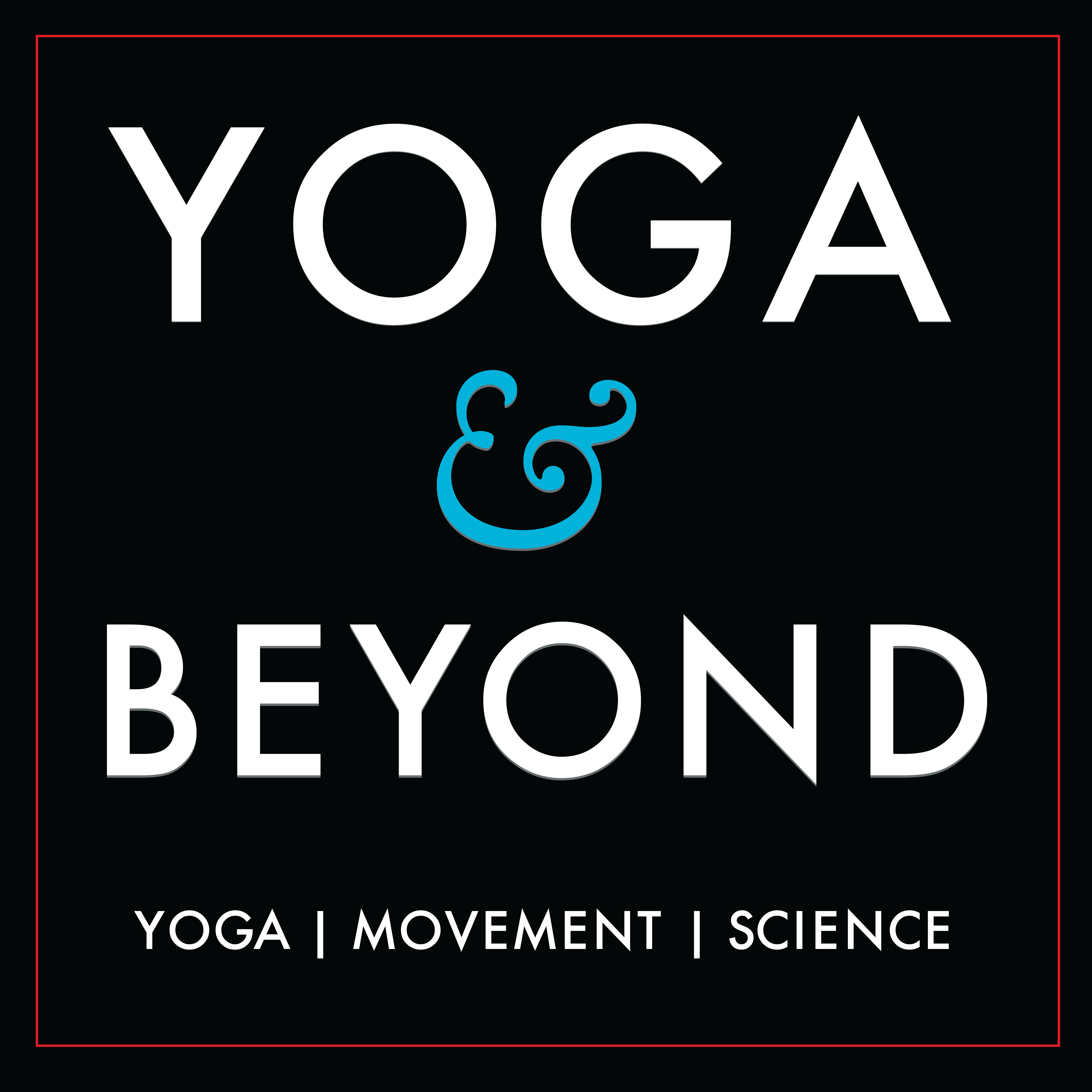 Yoga & Beyond | The Yoga and Movement Science Podcast logo