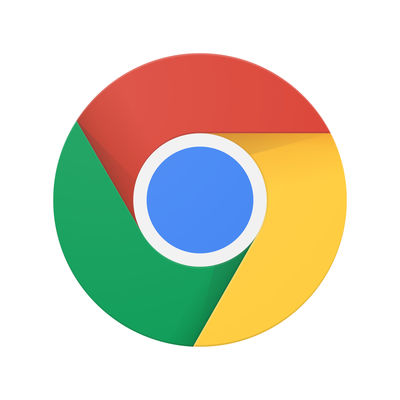 Google Chrome browser app