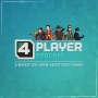 Artwork for 4Player Plus - Jurassic World: Fallen Kingdom (Spoilercast / Review)