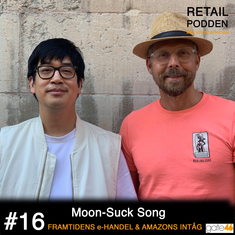 16. Moon-Suck Song -Framtidens e-handel & Amazons intåg