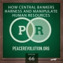 Artwork for Peace Revolution episode 066: How Central Bankers Harness and Manipulate Human Resources