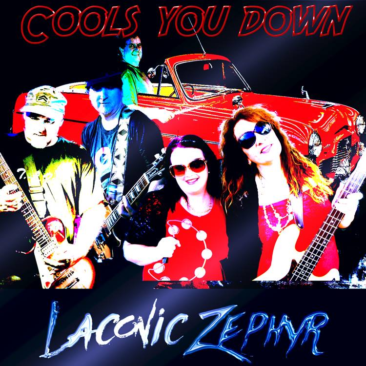 Lanconic Zephyr - Cools You Down
