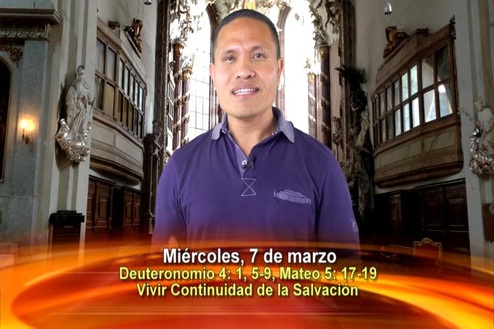 Artwork for Dios te Habla con Aloisius Taman SVD; Tema el hoy:  Vivir continuidad de la salvación
