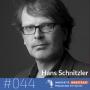 Artwork for #044 Hans Schnitzler - Weten waar je je aandacht aan moet besteden, bepaalt hoe effectief je bent, nu meer dan ooit!