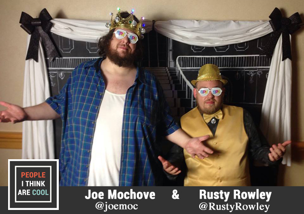 Ep. 53 Joe Mochove  & Rusty Rowley