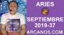 Artwork for HOROSCOPO ARIES - Semana 2019-37 Del 8 al 14 de septiembre de 2019 - ARCANOS.COM...
