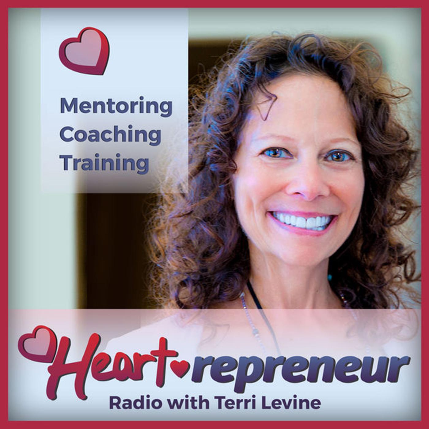 Heartrepreneur® Radio show art