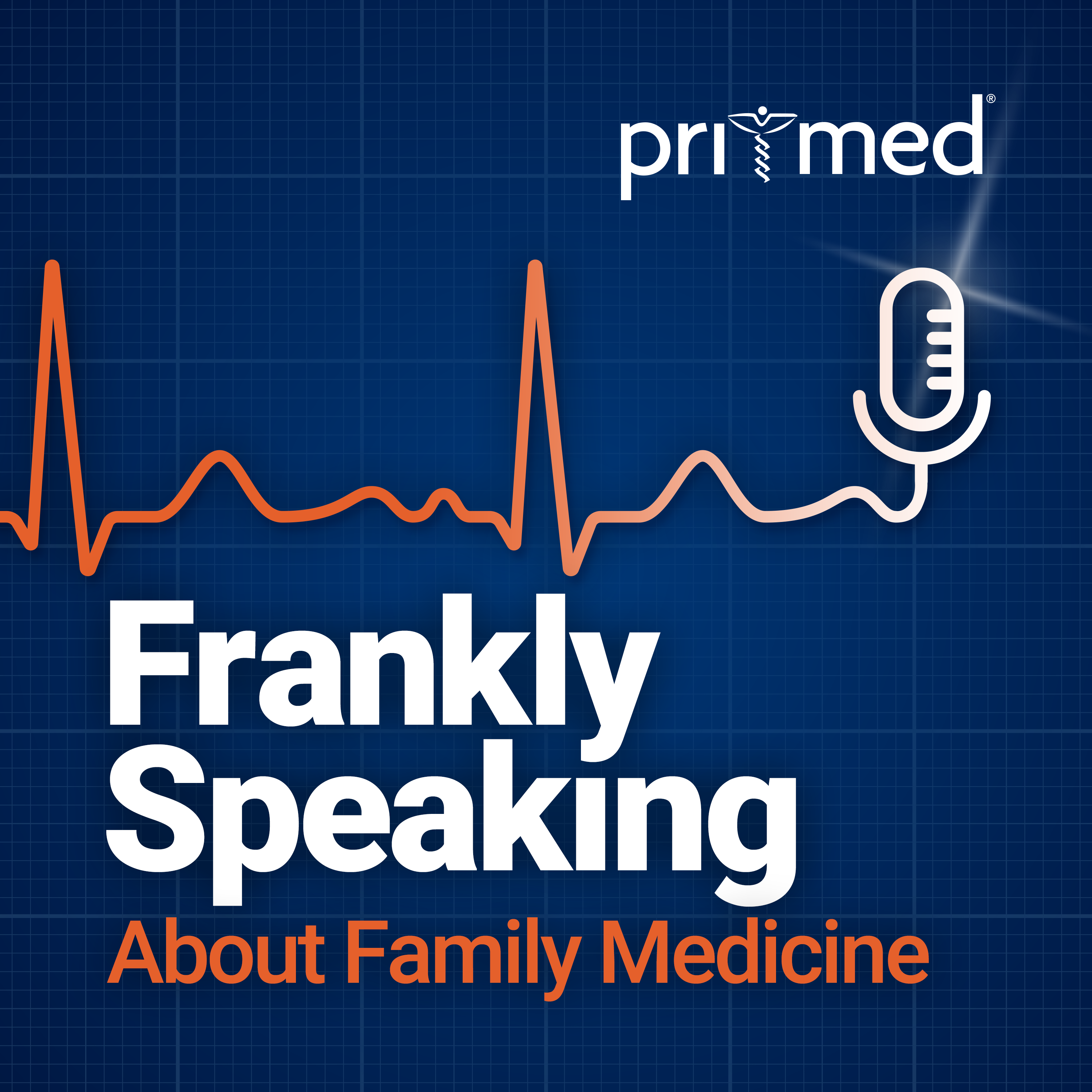 Frankly Speaking About Family Medicine show art