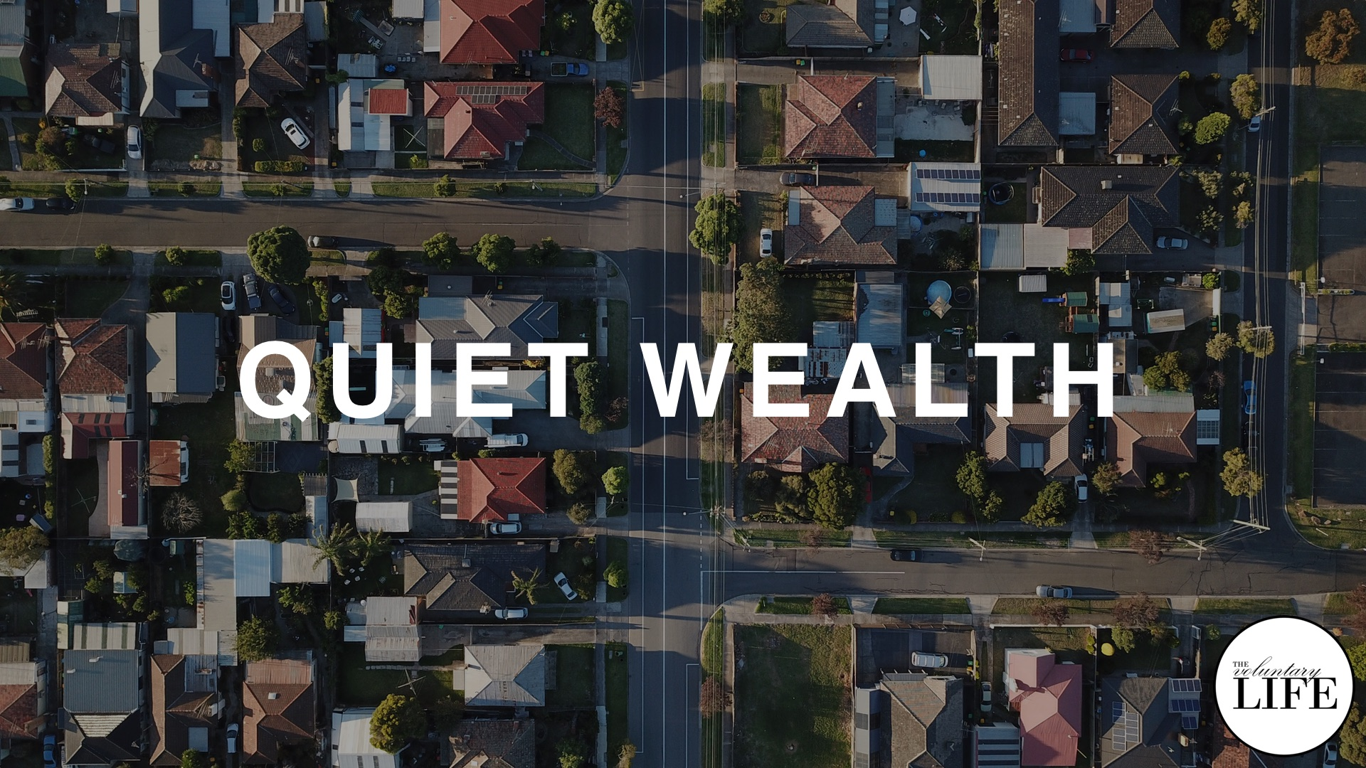 Bonus Episode 93: Quiet Wealth