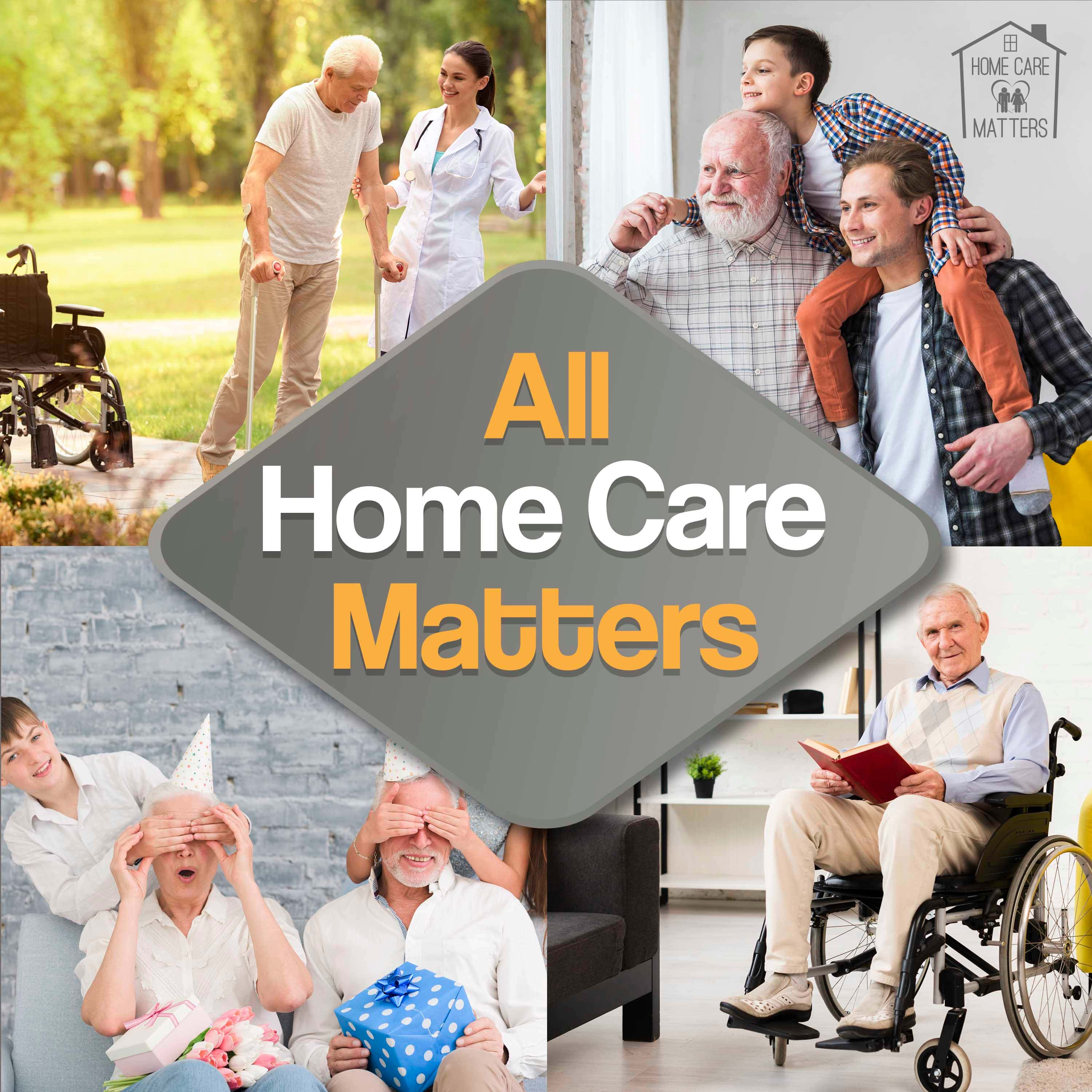 All Home Care Matters show art