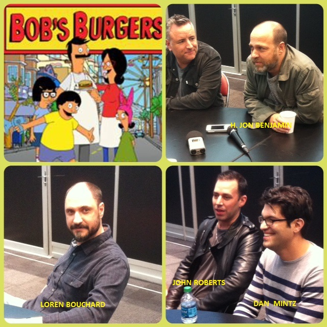 Episode 505: NYCC with Bob's Burgers!
